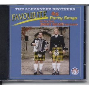 Alexander Brothers - Favourite 45 Party Songs
