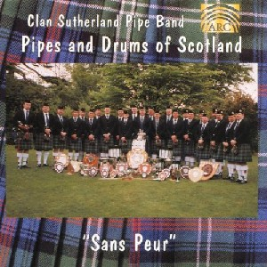 Clan Sutherland Pipe Band - Pipes and Drums of Scotland