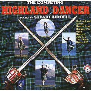 Stuart Liddell - Competing Highland Dancer