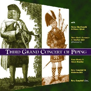 Various Artists - Third Grand Concert Of Piping