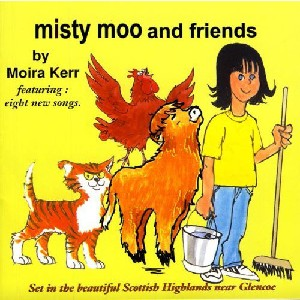 Moira Kerr - Misty Moo & Friends