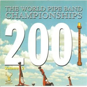 Various Pipe Bands - World Pipe Band Championships 2001 - Vol 2