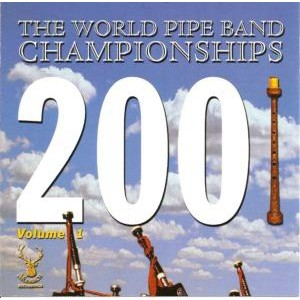 Various Pipe Bands - World Pipe Band Championships 2001 - Vol 1