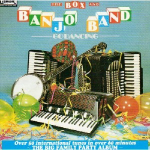 Box and Banjo Band - Go Dancing