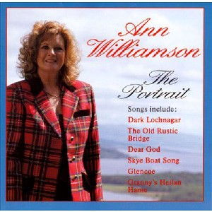 Ann Williamson - Portrait