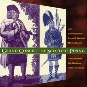 Various Artists - Grand Concert of Scottish Piping