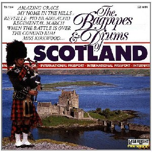 Gordon Highlanders - Bagpipes & Drums of Scotland V.1
