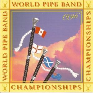 Various Pipe Bands - World Pipe Band Championships 1996