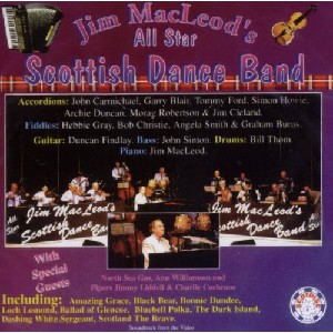 Jim MacLeod and his band - All star Scottish Dance Band