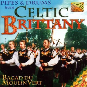 Bagad Du Moulin Vert - Pipes & Drums from Celtic Brittany