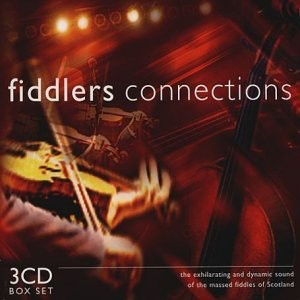 Various Artists - Fiddler's Connections [BOX SET]