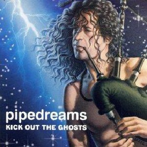 Jimi McRae (Jimi the Piper) - Pipedreams - Kick Out The Ghosts