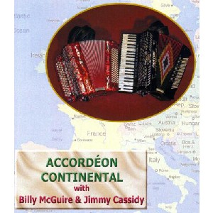 Billy McGuire and Jimmy Cassidy - Accordeon Continental
