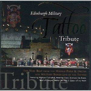 Various Artists - Edinburgh Military Tattoo Tribute