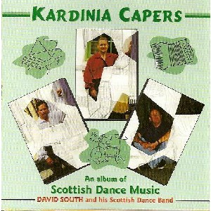 David South and his Scottish Dance Band - An album of Scottish Dance Music Kardinia Kapers