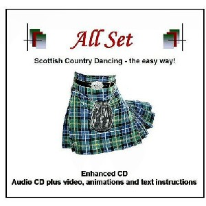 Lochside Ceilidh Band - All Set - Scottish Country Dancing - the easy way!