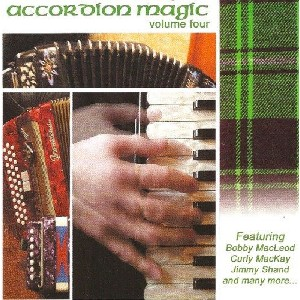 Various Artists - Accordion Magic Volume 4