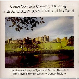 Andrew Rankine and his band - Come Scottish Country Dancing