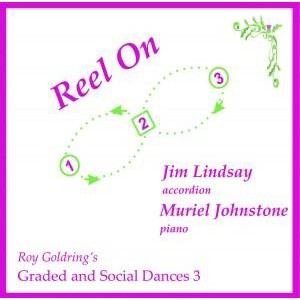 Jim Lindsay & Muriel Johnstone - Reel On - Graded & Social Country Dances