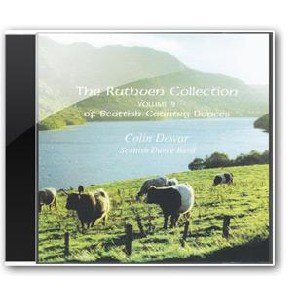 Colin Dewar Scottish Dance Band - The Ruthven Collection of Scottish Country Dances Vol 2