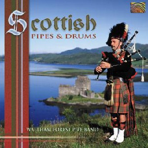 Waltham Forest Pipe Band - Scottish Pipes & Drums