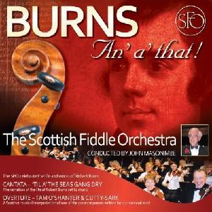 Scottish Fiddle Orchestra - Burns An' A' That