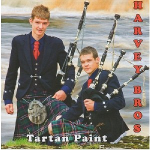 Harvey Brothers - Tartan Paint
