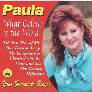 Paula Macaskill - What Colour Is The Wind