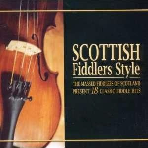 Various Artists - Scottish Fiddlers Style