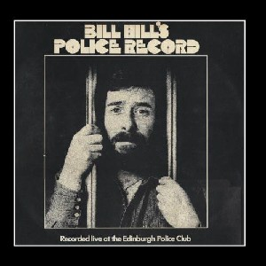 Bill Hill - Bill Hill's Police Record
