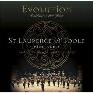 St Laurence O'Toole Pipe Band - Evolution