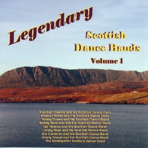Various Artists - Legendary Scottish Dance Bands - Volume 1