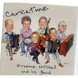Graeme Mitchell and his Band - Caricature