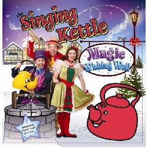 The Singing Kettle - Magic Wishing Well