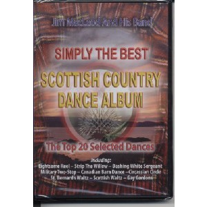 Jim MacLeod - Simply the best Scottish Country Dance Album