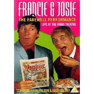 Rikki Fulton - Francie and Josie Farewell Performance