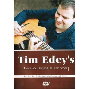 Tim Edey - Homemade Dropped D Guitar Series 1