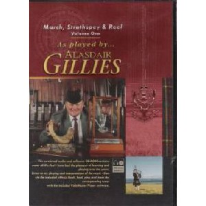 Alasdair Gillies - March Strathspey and Reel