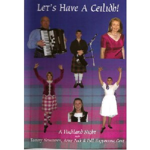Tommy Newcomen - Lets have a ceilidh - a highland night