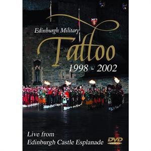 Various Pipe Bands - Edinburgh Military Tattoo 1998 - 2002