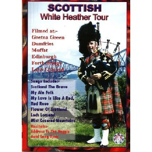 Various Artists - Scottish White Heather Tour