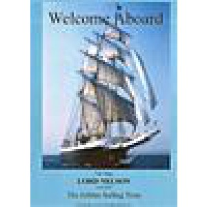 Camemora Scenic - Welcome Aboard - Tall Ship Lord Nelson - No 19