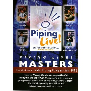 MacColl, Gandy, Speirs & Henderson - Piping Live! Masters