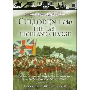 Film and TV - Culloden 1746 - The Last Highland Charge
