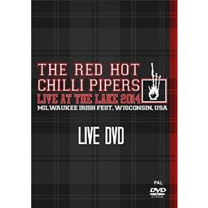 Red Hot Chilli Pipers - Live At The Lake 2014