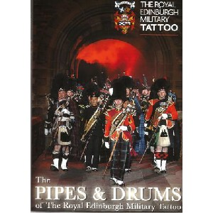 Various Pipe Bands - The Pipes & Drums Of The Edinburgh Military Tattoo