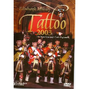 Various Pipe Bands - Edinburgh Military Tattoo 2003