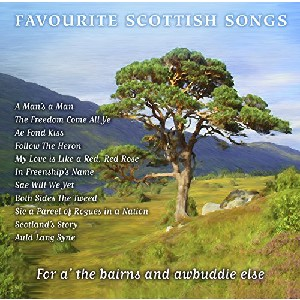 Various Artists - Favourite Scottish Songs