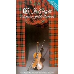 Caledonian Fiddle Orchestra - In Concert