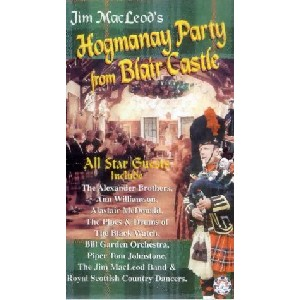 Jim MacLeod and his band - Hogmanay Party From Blair Castle